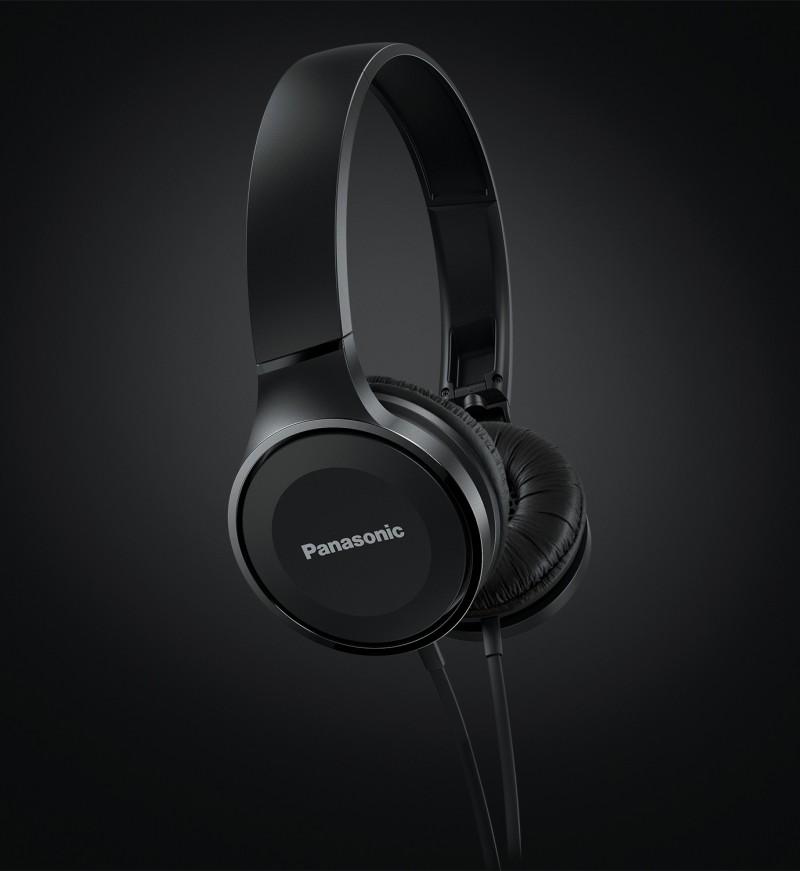 Panasonic RP-HF100E-K, Black