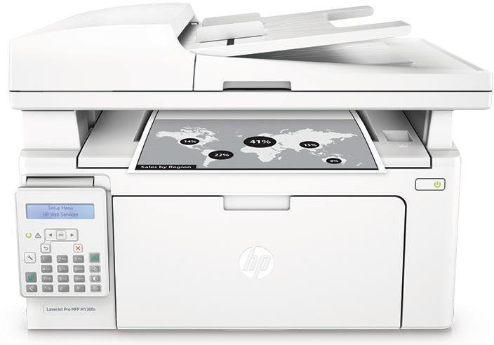 HP LaserJet Pro M130fn MFP