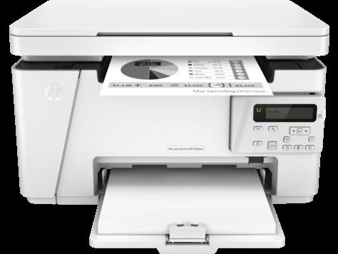 HP LaserJet Pro M26nw MFP