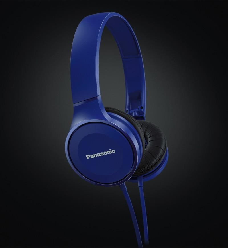 Panasonic RP-HF100E-A, Blue