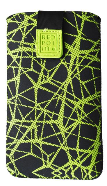 Pouzdro RedPoint Velvet Green Web velikost 2XL