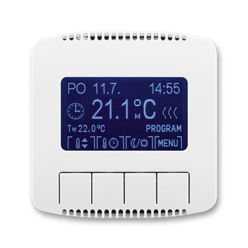 Tango termostat programovatelný bílá