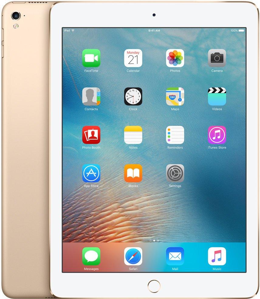 9.7'' iPad Pro Wi-Fi 128GB Gold