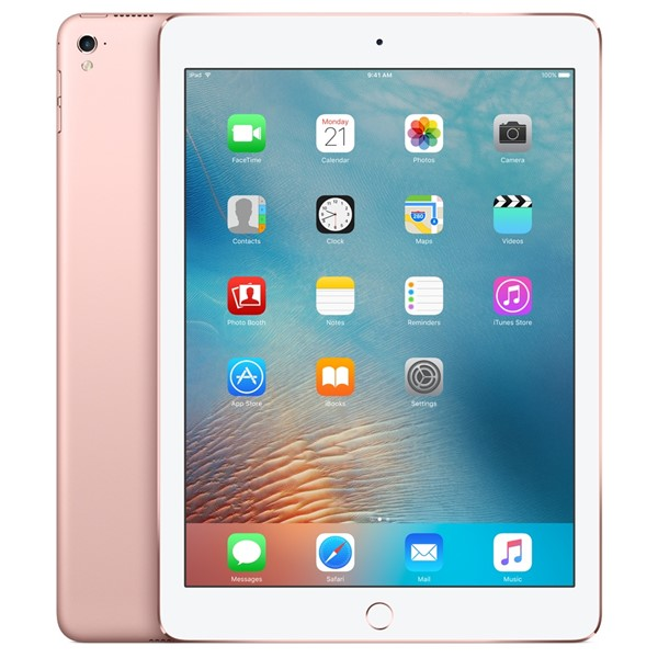 9.7'' iPad Pro Wi-Fi 32GB Rose Gold