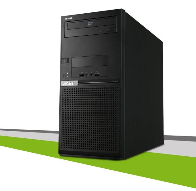 Acer Extensa M2710 Ci5-6400/4GB/256 GB SSD/DVDRW/klávesnice+myš/W10Pro s možností DG na Win7Pro