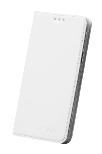 Pouzdro RedPoint Book Slim Huawei P8 Lite White