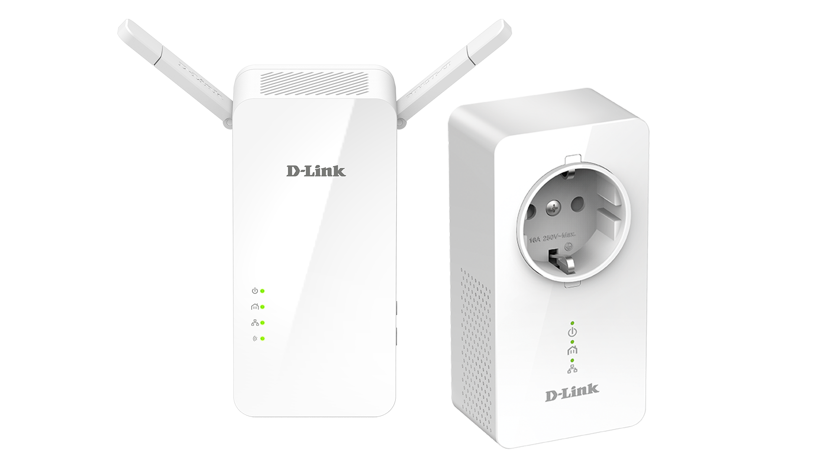 D-Link DHP-W611AV/E PowerLine WiFi N Mini Extender