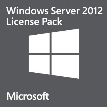 MS OEM Win Svr CAL 2012 CZ 1pk 1 User CAL