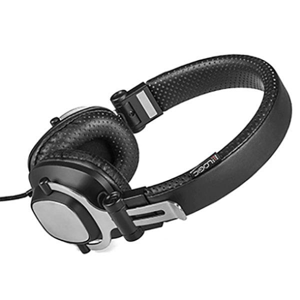 Modecom Logic MH-6 sluchátka s mikrofonem, 1,5m kabel, 3,5mm jack, černá