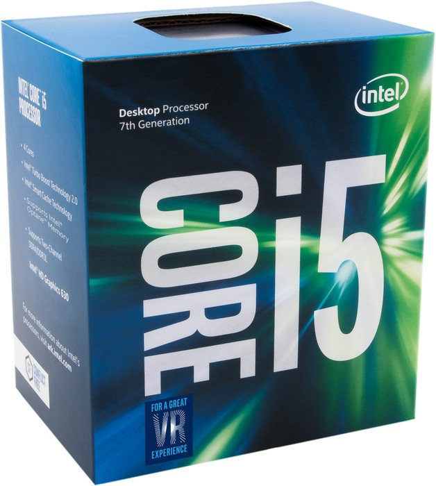 Intel Core i5 processor (low power) Kaby Lake i5-7500T 2,7 GHz/LGA1151/6MB cache