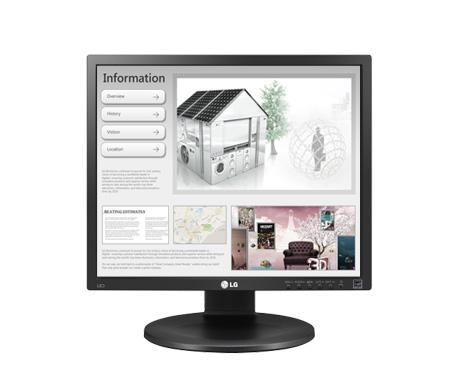 """LG 19"""" 19MB35PM-I.AEU IPS panel/1280x1024/5M:1/250cd/5ms/D-Sub/DVI-D/Repro/Výstup na sluchátka"""