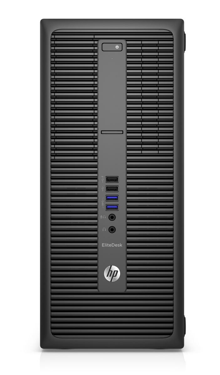 HP EliteDesk 800G2 TWR, i7-6700, 2x4GB, 500GB, Intel HD, usb slim klávesnice a myš, DVDRW, 280W platinum, Win10Pro