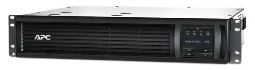 APC Smart-ups 750VA LCD RM 2U 230V
