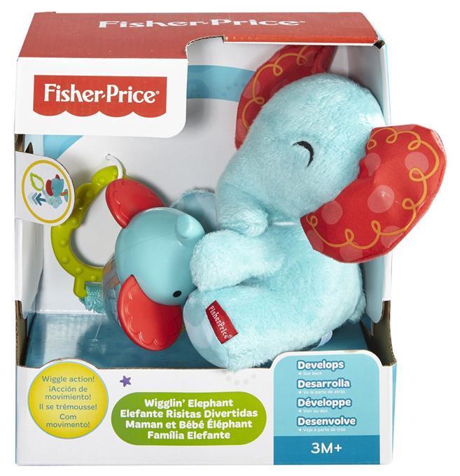 Fisher Price Wesołe słoniki