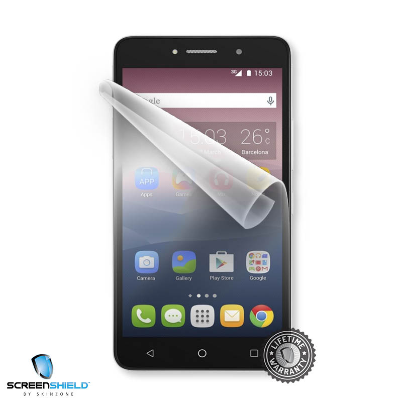 Screenshield™ Alcatel One Touch 8050D Pixi 4 ochranná fólie na displej