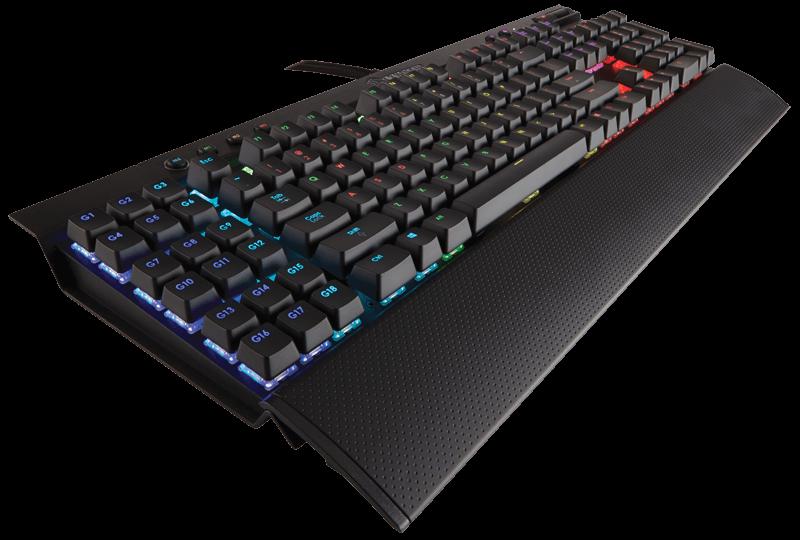 Corsair Gaming K95 Cherry MX Brown RGB Switch Mechanical Key, NA Version