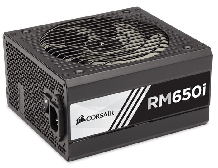 Corsair zdroj 650W RMi Series RM650i, modulární, 135mm ventiátor