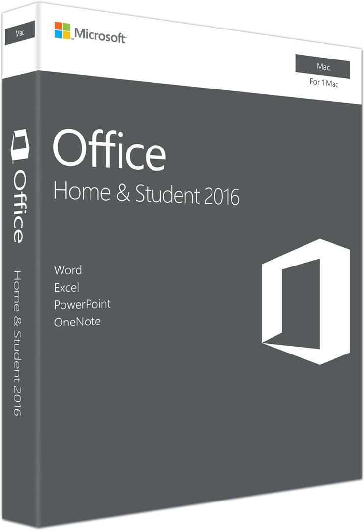 Office Mac 2016 pro domácnosti SK