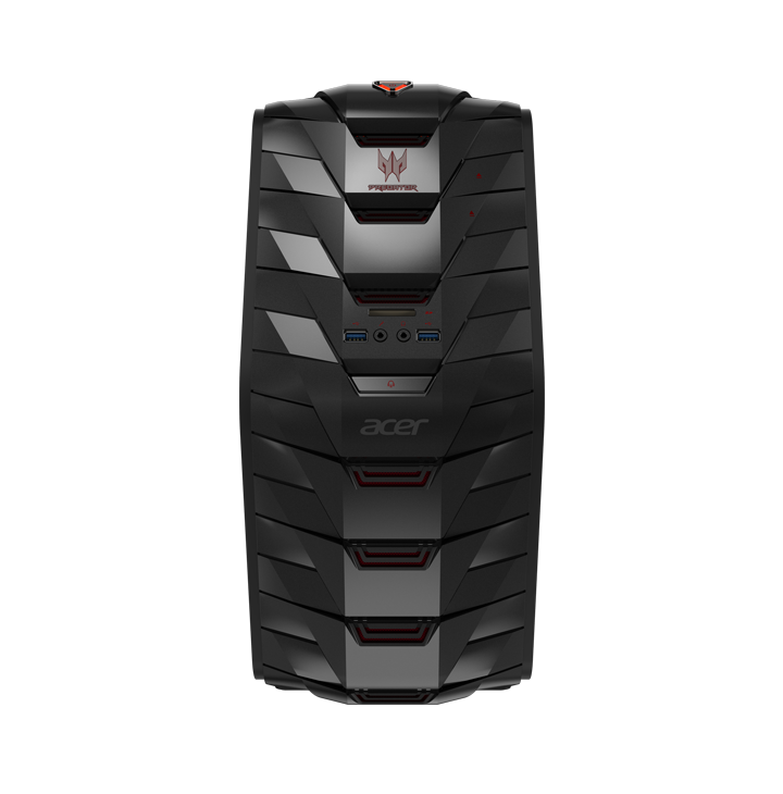 Acer Aspire G3-710_H Predator Ci7-6700 /4GB+4GB/128+1000GB / GTX 1060 /DVDRW/BT/USB/W10 Home