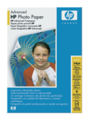 HP Q8008A Advanced Glossy Photo Paper-60 sht/10 x 15 cm borderless, 250 g/m2