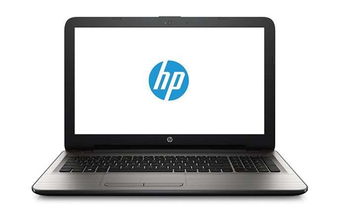 "HP 15-ay101nc/ Intel i5-7200U/8GB/1TB HDD/AMD Radeon R5 M430 2GB/DVDRW/ 15,6"" HD/Win 10/stříbrná"