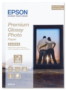 EPSON paper 13x18 - 255g/m2 - 30sheets - photo premium glossy