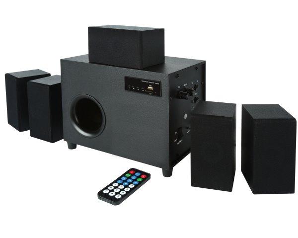 OMEGA reproduktory 5.1 OG-587BT 25W BLUETOOTH FM/SD