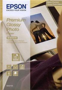 Papír Epson Premium Glossy Photo | 255g | 10x15 | 40listů