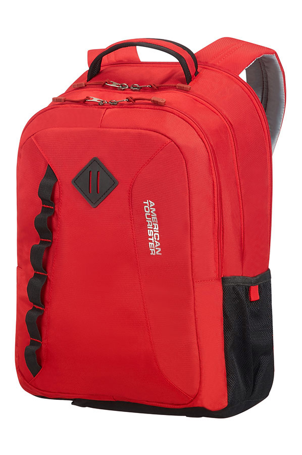"""American Tourister URBAN GROOVE UG5 LAPT. BACKPACK 15.6"""" RED"""