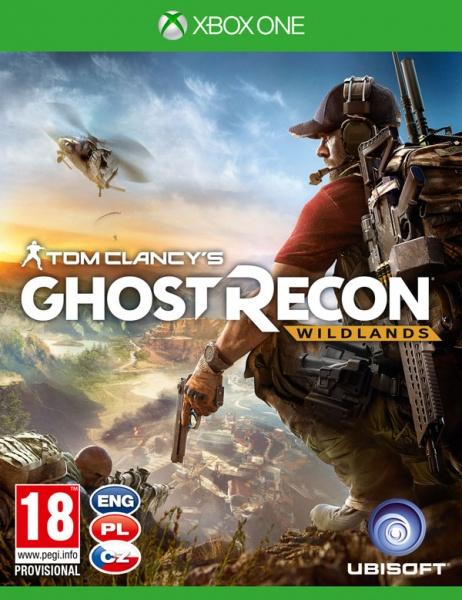 XONE - Tom Clancy's Ghost Recon: Wildlands