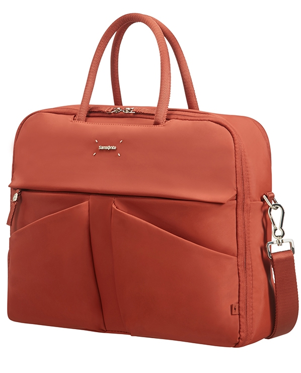 "Samsonite Lady Tech BAILHANDLE 15.6"" Rust"