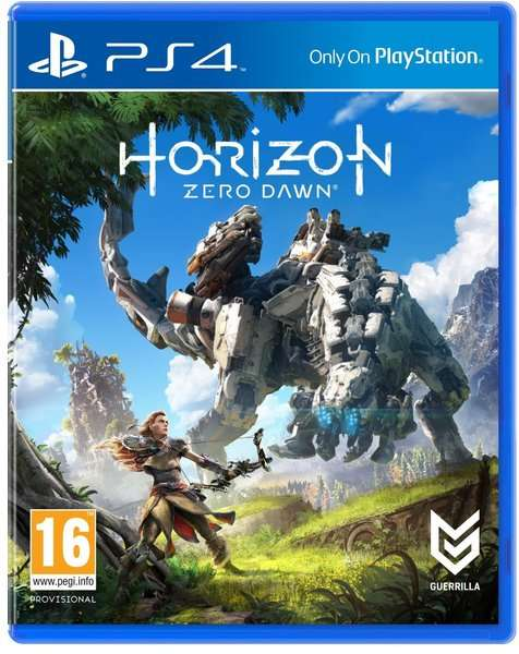 SONY PS4 hra Horizon: Zero Dawn