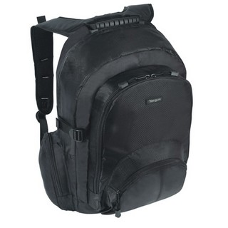 Targus Notebook Backpac, batoh na notebook 15.4'' - 16'' černá