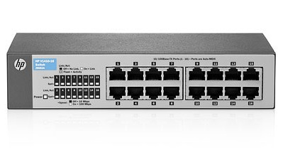 HPE 1410 16 Switch