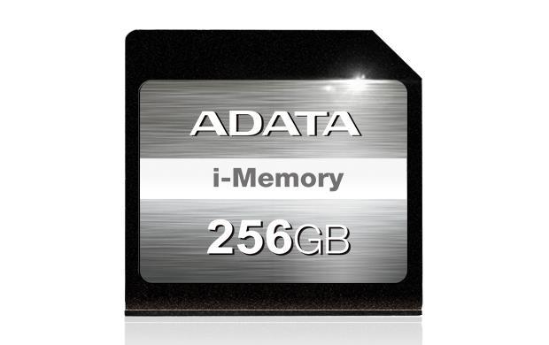 ADATA SDXC paměťová karta pro MacBook Air 13, 256GB, 95/60MB/s, černá