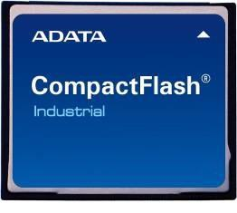 ADATA Compact Flash karta Industrial, SLC, 2GB, 0 až 70°C,bulk