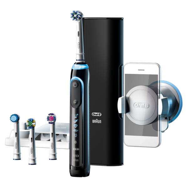 Braun Oral-B Black Genius 9000