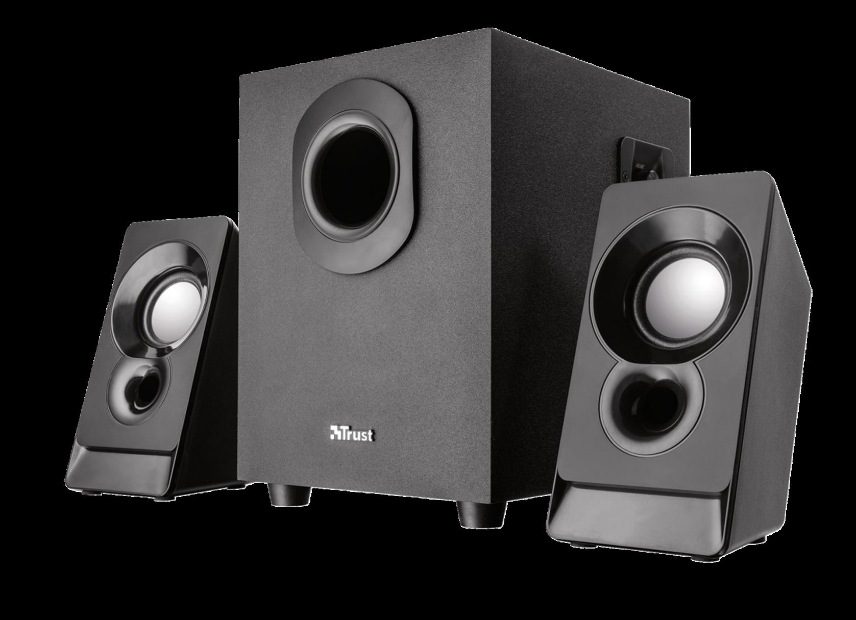 zvuk. systém TRUST Argo 2.1 Subwoofer Speaker Set