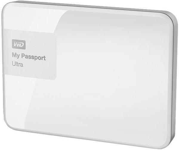"""WD My Passport ULTRA 500GB Ext, 2,5"""" USB3,0, bílý"""