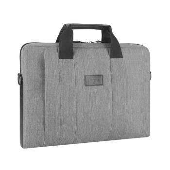 Targus Taška Smart Grey Laptop Case 14'' - 15.6'', šedá