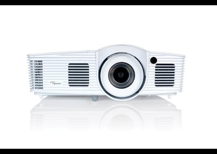 Projektor Optoma DH401 (DLP, 4000 ANSI, 1080p Full HD, 15 000:1)