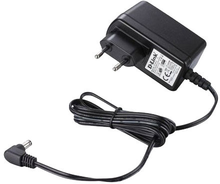 D-Link 12V 3A PSU Accessory Black (Euro/ UK plug), 3,8mm jack