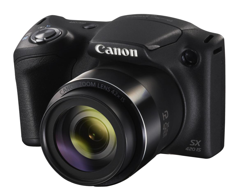 Canon PowerShot SX420IS, Black EXPERT