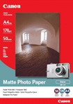 Canon fotopapír MP-101 - A4 - 170g/m2 - 50 listů - matný