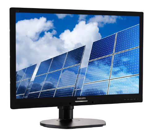 Philips LCD 221B6LPCB/00 21.5''LED,5ms,D-Sub/DVI,USB,repro,1280x1024,HAS,pivot,č