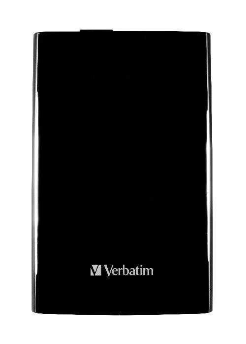 """Akce!!! VERBATIM Hard Drive 2,5"""" 250GB USB 3.0 Black"""