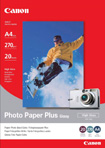Canon fotopapír PP-201 - 10x15cm (4x6inch) - 275g/m2 - 50 listů - lesklý