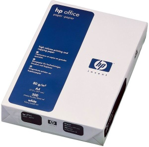 HP PRINTING PAPER A - A4, 80g/m2, 1x500listů