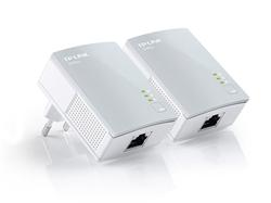 TP-Link TL-PA4010KIT Starter Kit Powerline ethernet, AV500
