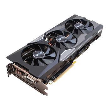 Sapphire Radeon R9 FURY OC, 4GB HBM (4096 Bit), HDMI, DVI, 3xDP